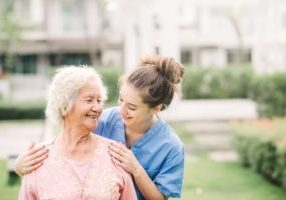 Matching clients and caregivers