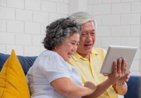 VideoChat for Seniors